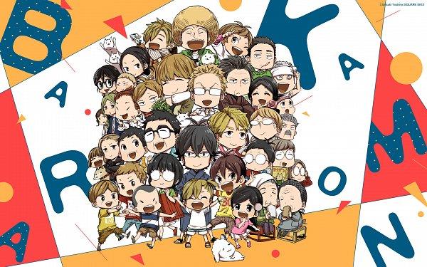 Tags: Anime, Yoshino Satsuki, Barakamon, Oohama Kentarou, Kotoishi Naru, Kawafuji Takao, Handa Seishuu, Kazuma Higashino, Yamamura Miwa, Shin Yoshida, Kubota Hina, Arai Akihiko, Arai Tamako