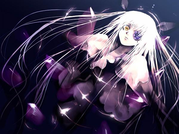 Tags: Anime, KEI (Pixiv4088), Rozen Maiden, Barasuishou, Eye Flower