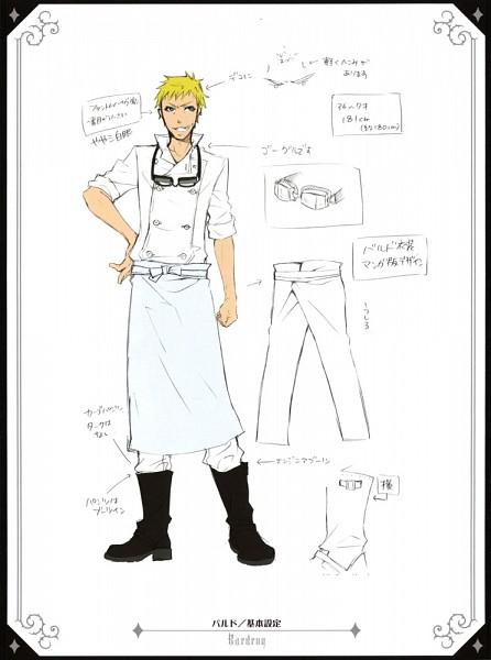 Tags: Anime, Toboso Yana, Kuroshitsuji, Bardroy, Scan, Official Art, Character Sheet