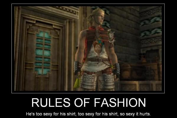 Basch Fon Ronsenburg - Final Fantasy XII