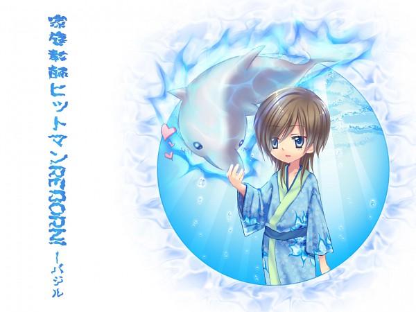 Tags: Anime, Katekyo Hitman REBORN!, Basilicum, Dolphin