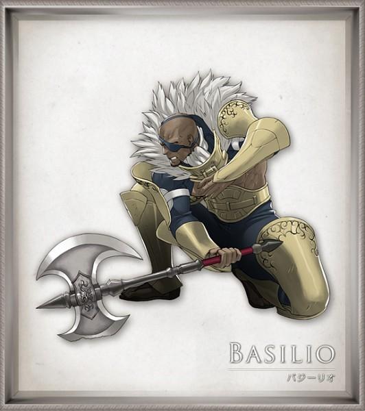 Basilio - Fire Emblem: Kakusei