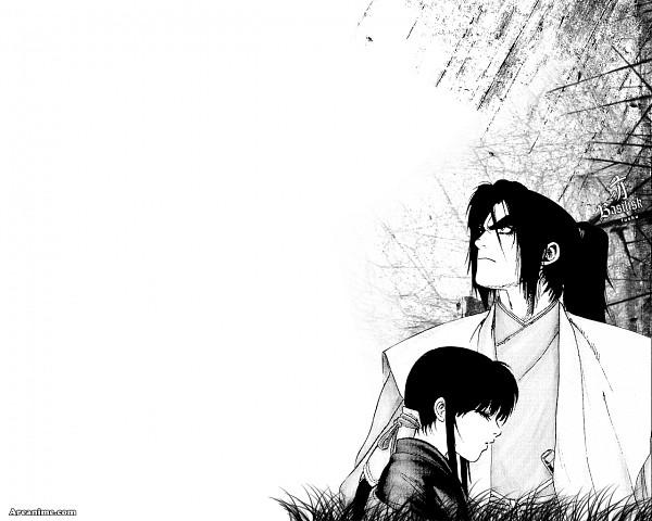 Tags: Anime, Basilisk, Oboro, Kouga Gennosuke