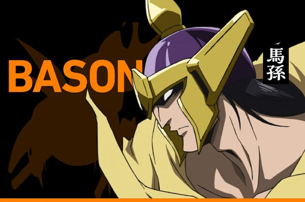 Bason - Shaman King