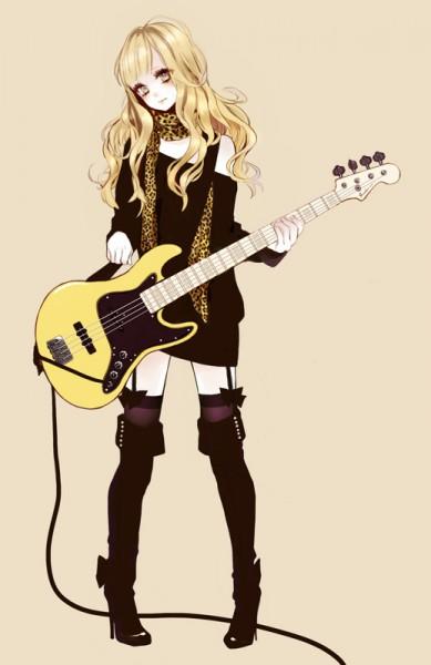 Bass Guitar - Guitar