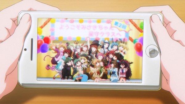 Tags: Anime, Battle Girl High School, Fujimiya Sakura, Kusunoki Asuha, Watagi Michelle, Hoshitsuki Miki, Amano Nozomi, Serizawa Renge, Asahina Kokomi, Sadone (Battle Girl High School), Minami Hinata, Himukai Yuri, Kougami Kanon