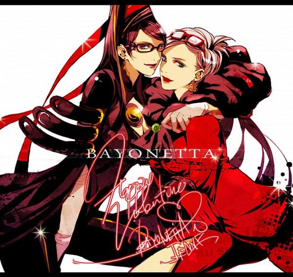Tags: Anime, Bayonetta, Jeanne (Bayonetta), Bayonetta (Character)