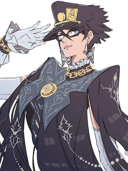 Tags: Anime, Imdsound, Bayonetta, Bayonetta (Character), Kuujou Joutarou (Cosplay)