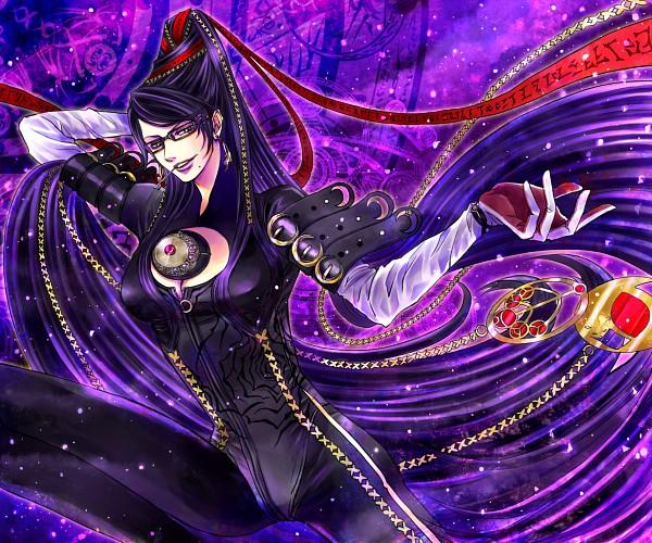 Tags: Anime, Kaoru, Bayonetta, Bayonetta (Character)