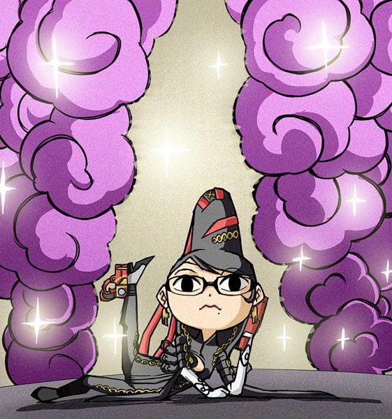 Tags: Anime, Bayonetta, Bayonetta (Character)