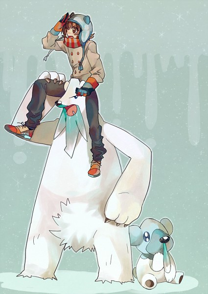Beartic - Pokémon