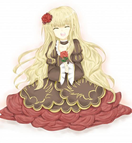 Tags: Anime, 07th Expansion, Umineko no Naku Koro ni, Beatrice