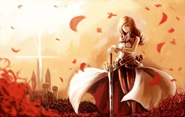 Tags: Anime, Paseri, Final Fantasy IX, Beatrix (Final Fantasy IX)