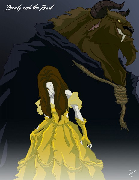 Beauty and the Beast (Disney) - Beauty and the Beast