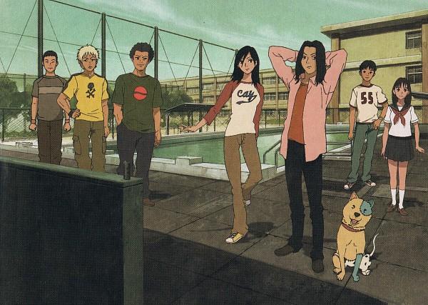 Tags: Anime, Beck, Sakurai Yuji, Minami Ryuusuke, Taira Yoshiyuki, Chiba Tsunemi, Minami Maho, Tanaka Yukio