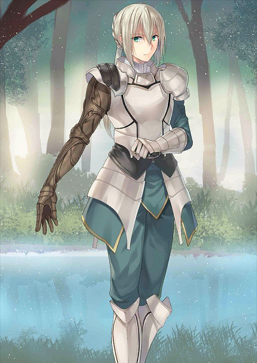 Bedivere (Fate/stay night) - Fate/stay night