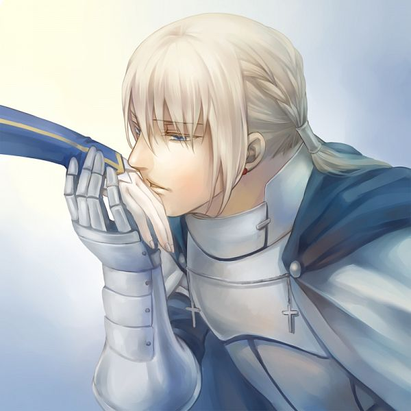 Tags: Anime, kanmuri, Fate/stay night, Saber (Fate/stay night), Bedivere (Fate/stay night), Fanart, Pixiv