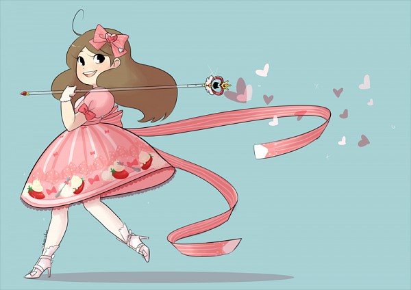 bee  character  - bee and puppycat - image  1655601