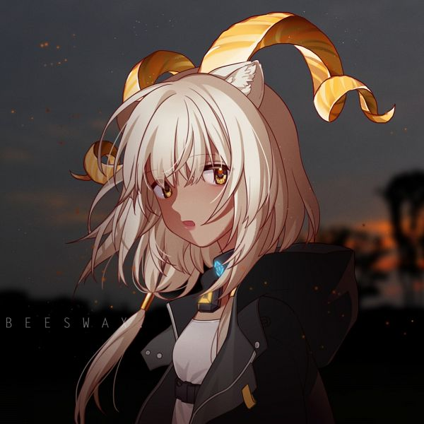Tags: Anime, Pixiv Id 14773449, Arknights, Beeswax