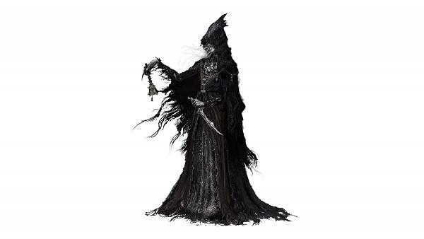 Bell-ringing Woman - Bloodborne