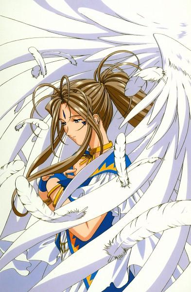 Tags: Anime, Fujishima Kousuke, Aah! Megami-sama, Belldandy
