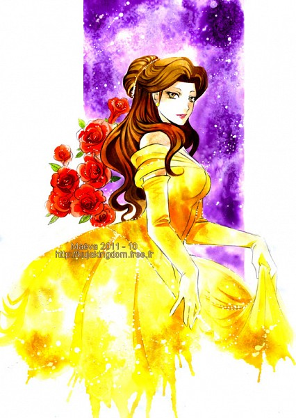 Belle (Beauty and the Beast) - Beauty and the Beast (Disney)