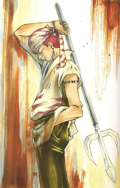 Benitora - Samurai Deeper Kyo
