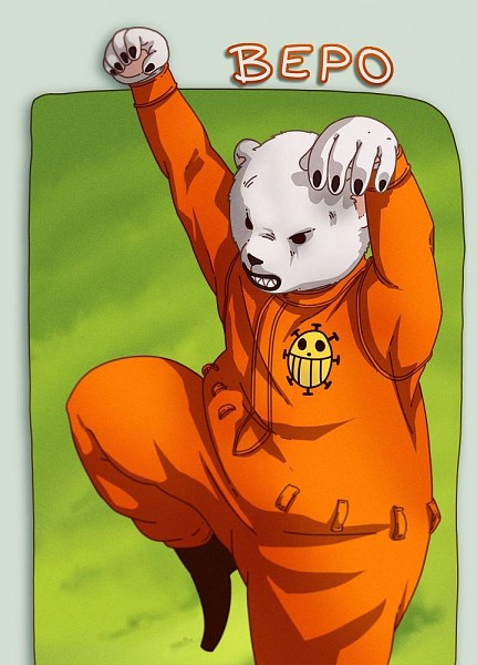 Bepo - ONE PIECE - Image #781041 - Zerochan Anime Image Board