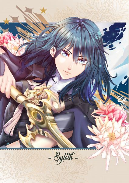 Tags: Anime, Pixiv Id 13441964, Fire Emblem: Fuuka Setsugetsu, Beres (Fire Emblem), Byleth (female) (fire Emblem)