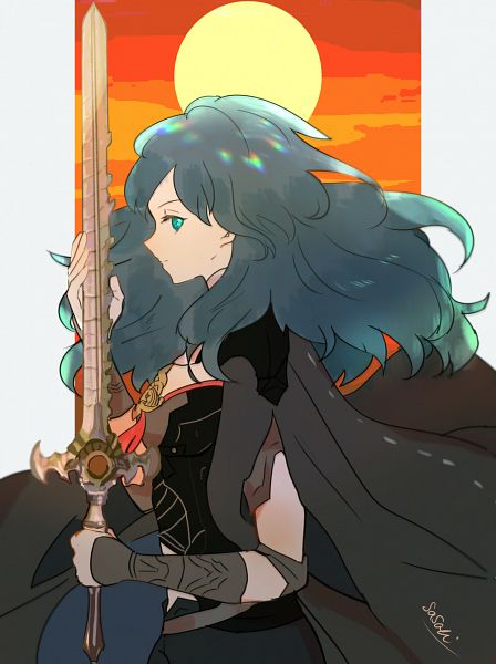 Tags: Anime, Pixiv Id 11707871, Fire Emblem: Fuuka Setsugetsu, Beres (Fire Emblem), Fanart, Fanart From Pixiv, Pixiv, Byleth (female) (fire Emblem)