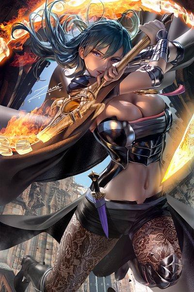 Tags: Anime, zumidraws, Fire Emblem: Fuuka Setsugetsu, Beres (Fire Emblem), Pixiv, Fanart, Fanart From DeviantART, Fanart From Pixiv, deviantART, Byleth (female) (fire Emblem)