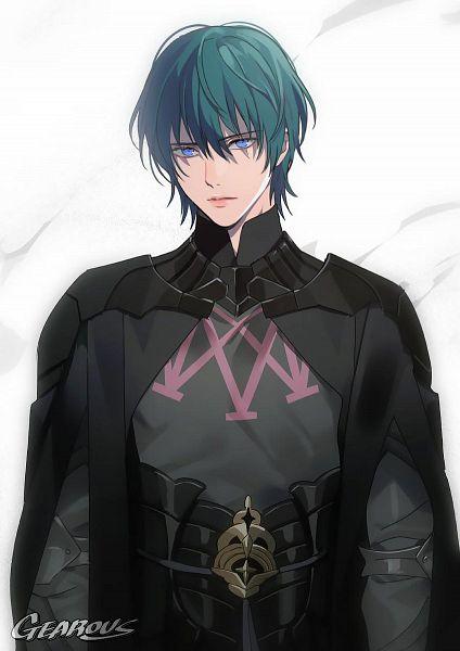 Tags: Anime, Gearous, Fire Emblem: Fuuka Setsugetsu, Beret (Fire Emblem), Twitter, Fanart, Byleth (male) (fire Emblem)