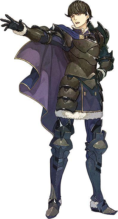 Berkut (Fire Emblem) - Fire Emblem Gaiden