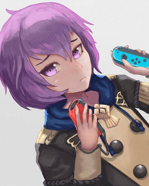Tags: Anime, Pixiv Id 4412964, Fire Emblem: Fuuka Setsugetsu, Bernadetta von Varley, Nintendo Switch