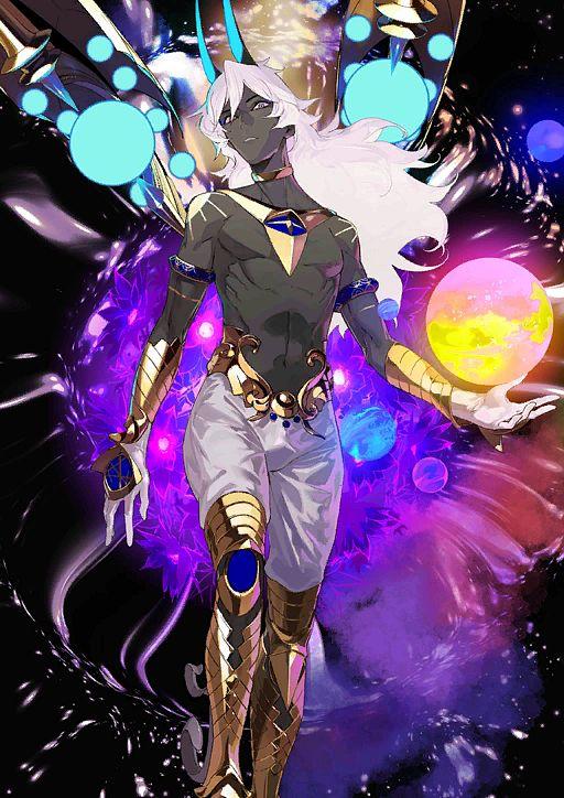 Berserker (Arjuna Alter) - Archer (Fate/Grand Order)