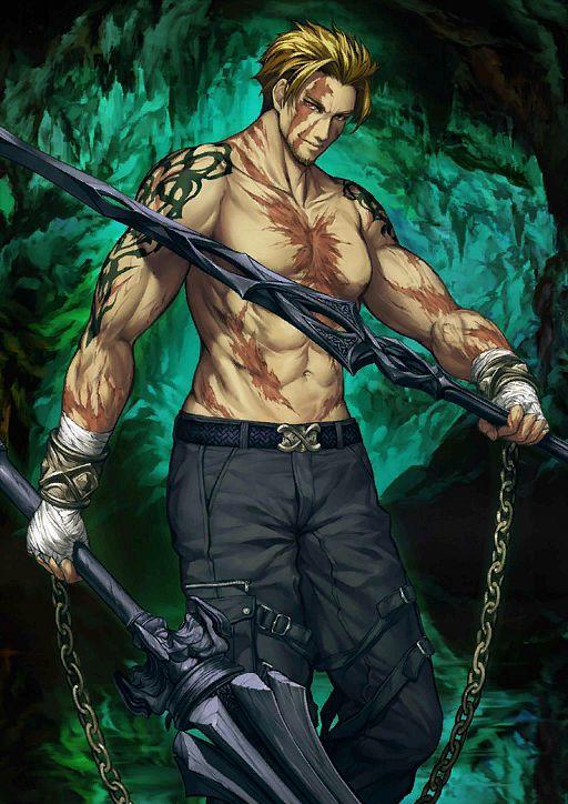 Berserker (Beowulf) - Fate/Grand Order
