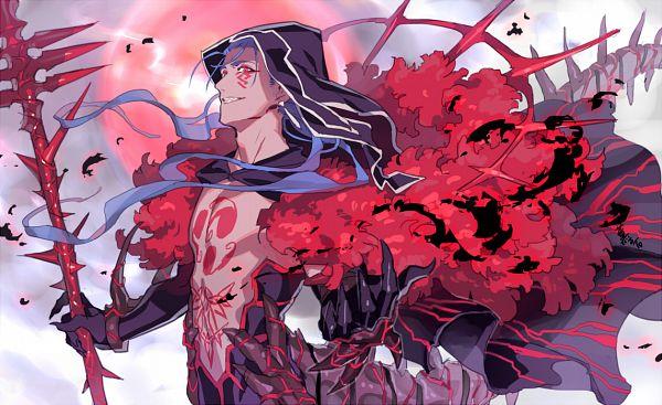 Tags: Anime, Pixiv Id 313726, Fate/Grand Order, Berserker (Cú Chulainn Alter), Lancer (Fate/stay night)