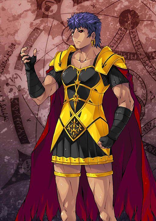 Berserker (Caligula) - Fate/Grand Order