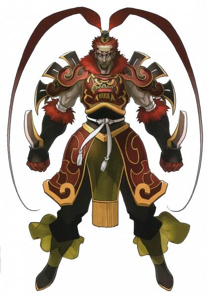 Berserker (Fate/EXTRA) - Fate/EXTRA