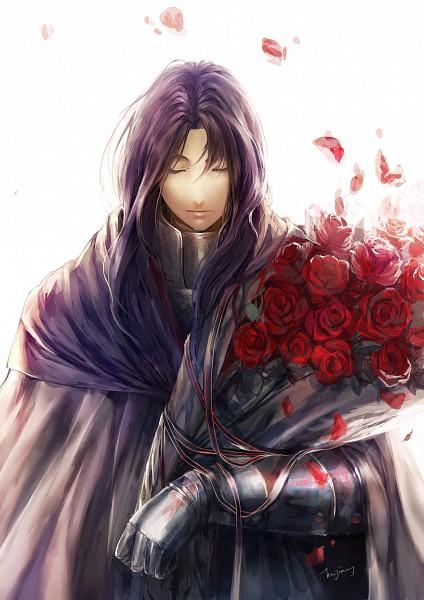 Tags: Anime, KzcJimmy, Fate/zero, Berserker (Fate/zero), Mobile Wallpaper
