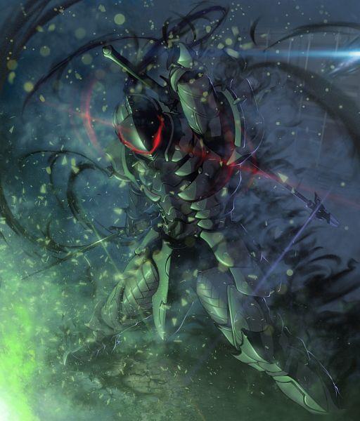 Tags: Anime, Sharakuryousuke, TYPE-MOON, Fate/zero, Berserker (Fate/zero)