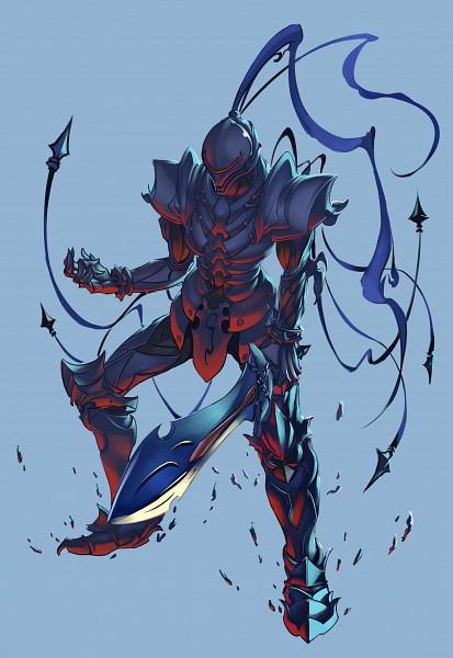 Tags: Anime, Pixiv Id 977092, Fate/zero, Berserker (Fate/zero), Pixiv, Mobile Wallpaper