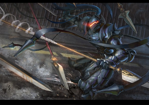 Tags: Anime, seeker (Pixiv694807), TYPE-MOON, Fate/zero, Berserker (Fate/zero)