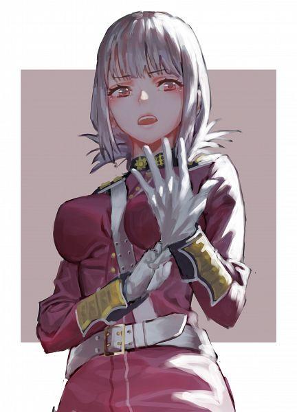 Tags: Anime, Rolua, Fate/Grand Order, Berserker (Florence Nightingale), Adjusting Gloves, Fanart From Pixiv, Pixiv, Fanart