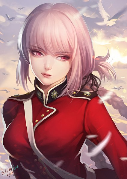 Tags: Anime, Pixiv Id 1953119, Fate/Grand Order, Berserker (Florence Nightingale), Fanart From Pixiv, Pixiv, Fanart