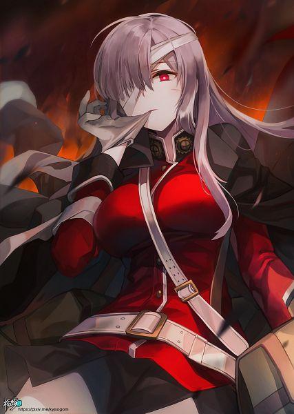 Tags: Anime, Pixiv Id 17648188, Fate/Grand Order, Berserker (Florence Nightingale), Pixiv, Fanart, Fanart From Pixiv