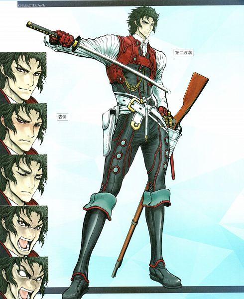 Shiba Hakuyou [Hazard Rating C : Tier 1-3 [Shinigami]]  Berserker.%28Hijikata.Toshizou%29.600.2375446