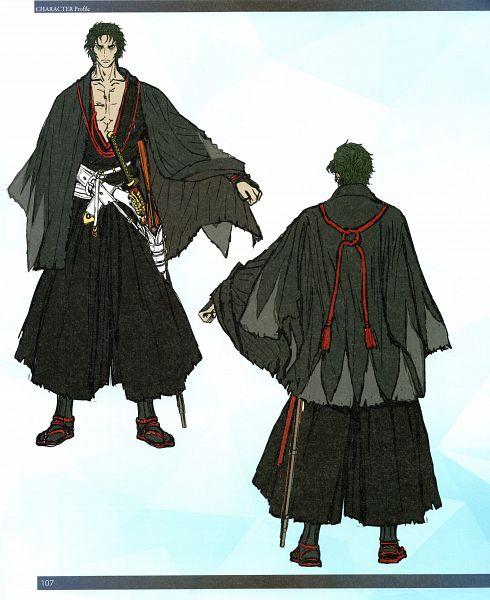 Shiba Hakuyou [Hazard Rating C : Tier 1-3 [Shinigami]]  Berserker.%28Hijikata.Toshizou%29.600.2375448