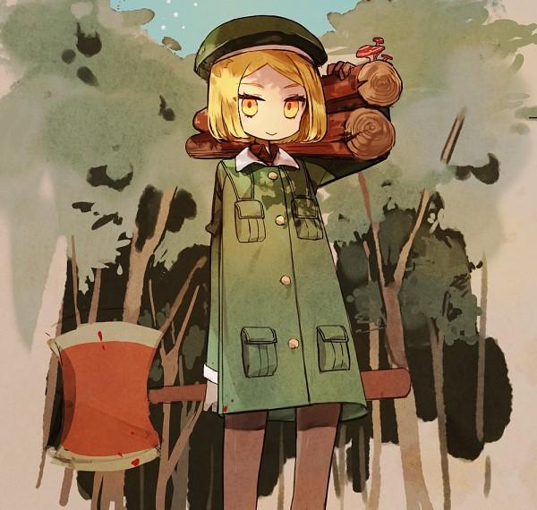 Tags: Anime, HopereiV, Fate/Grand Order, Berserker (Manga de Wakaru! FGO)