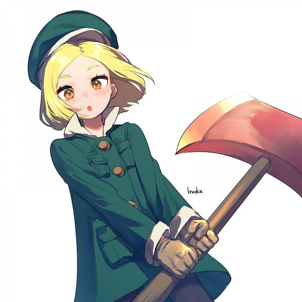 Tags: Anime, Fumiko (Throughx2), Fate/Grand Order, Berserker (Manga de Wakaru! FGO), PNG Conversion